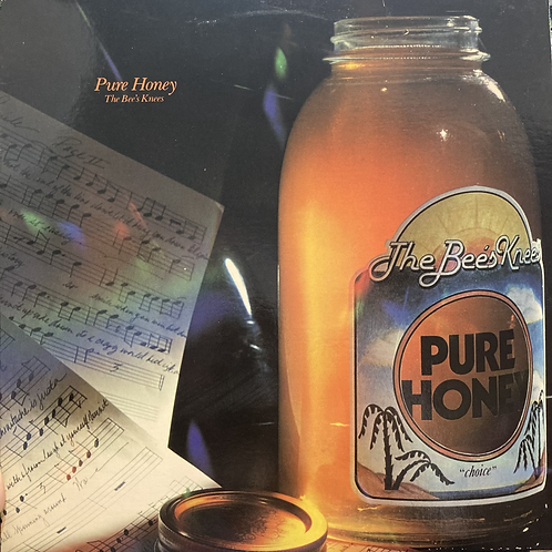"The Bee's Knee, ""Pure Honey"" USED"
