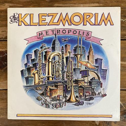 "The Klezmorim, ""Metropolis"" USED"