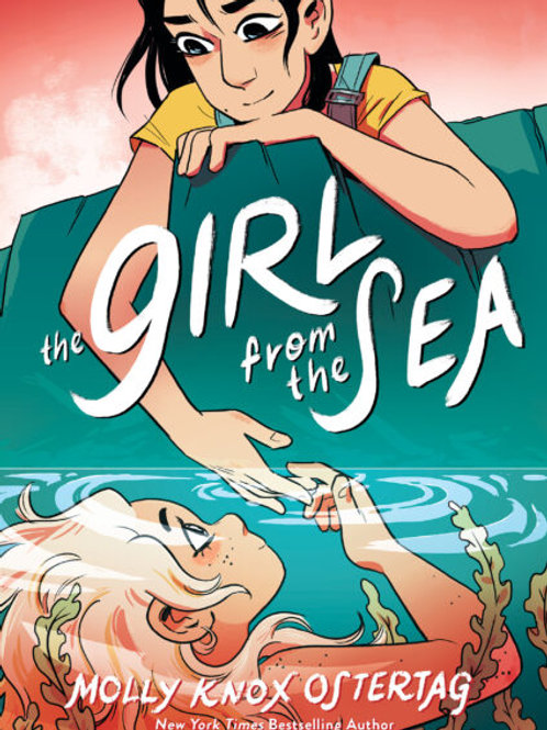 The Girl from the Sea by Molly Knox Ostertag