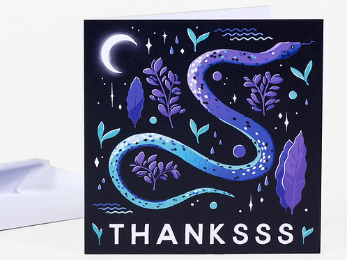 Thanksss Card