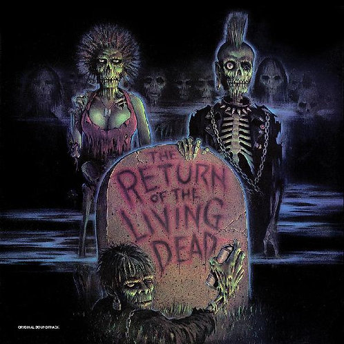 The Return of the Living Dead OST