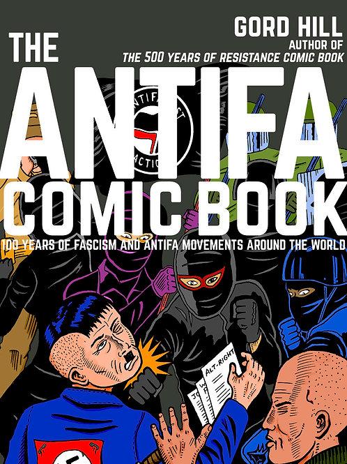 Antifa Comic Book by Gord Hill