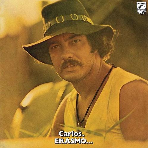 """Erasmo Carlos, """"Carlos, Erasmo"""""""