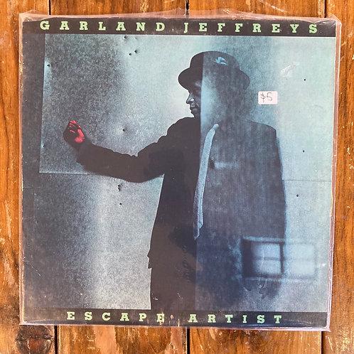 "Garland Jeffreys, ""Escape Artist"" USED"
