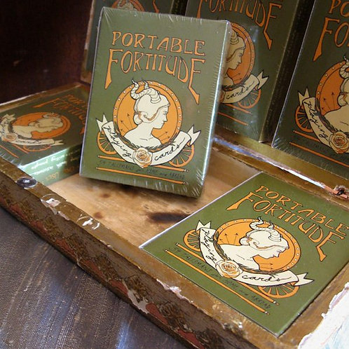 Portable Fortitude Playing Cards