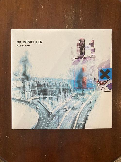 "Radiohead, ""OK Computer"" 180 G Reissue USED"