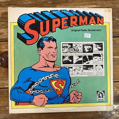 Superman: Original Radio Broadcasts USED