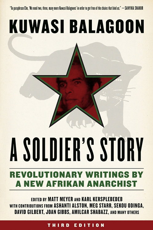 A Soldier's Story: Revolutionary Writings by a New Afrikan Anarchist