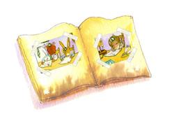 badgers tales of starting school