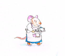 Nanny Mouse_badgers tales....