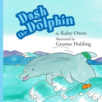 Dash the dolphin