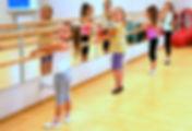Занятия хореографией для детей в Киднес