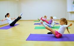 Эстетическая гимнастика (6-12 лет)