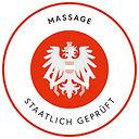 Massage Siegel staatlich geprüfte Masseur