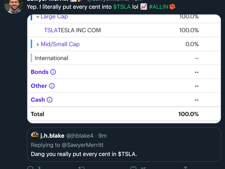 "self taught tesla investors school the ""experts"""