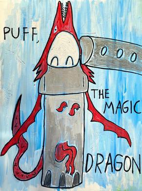 Puff, the magic dragon