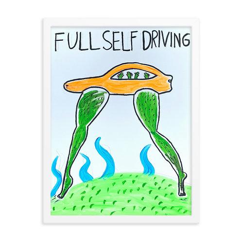 full self driving