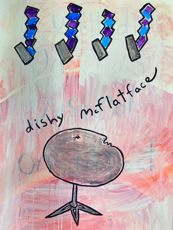 Dishy Mcflatface