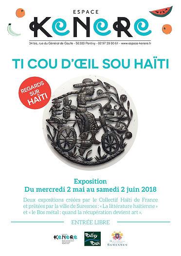 20 - Affiche Ti cou d oeil sou Haiti-pag