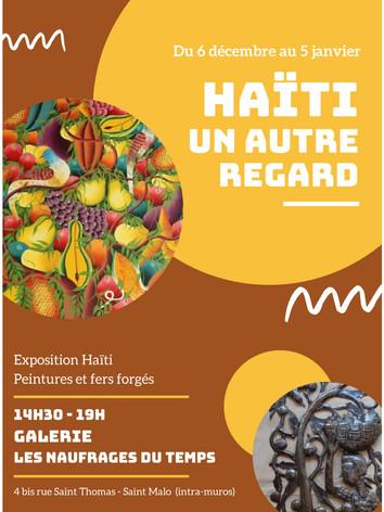 Exposition Galerie Les Naufragés du Temps