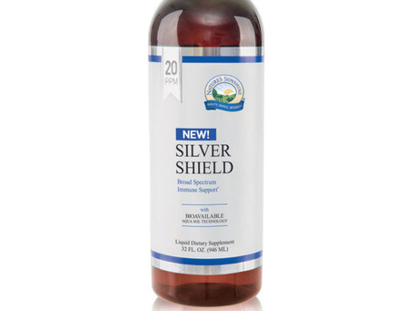 Featured Supplement: Colloidal Silver