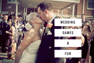 Wedding Games & Fun Ideas