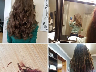 Healthy Hair After Dreads