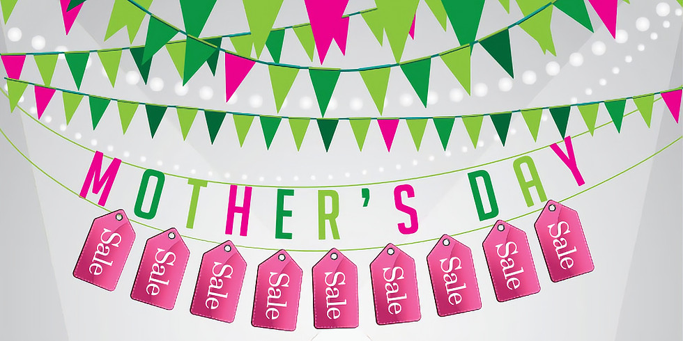 4/13-4/15 Dream Big on Buffalo Mother's Day Shopping Event