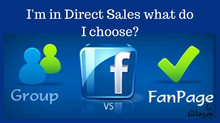 Starting your Facebook business pages? Group Page vs. Like Page