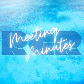Meeting Minutes 10-7-2020