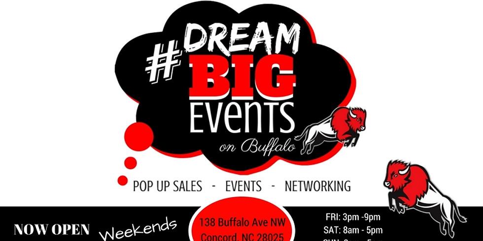 4/13 - 4/15 Dream Big on Buffalo Shopping Event
