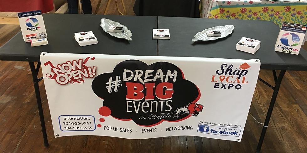 5/18 - 5/20 Dream Big on Buffalo Shopping Event