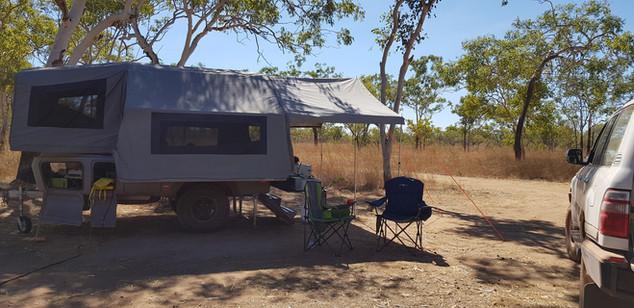 Kerfton Camper Trailer