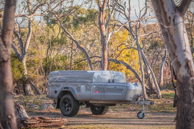family camper trailer