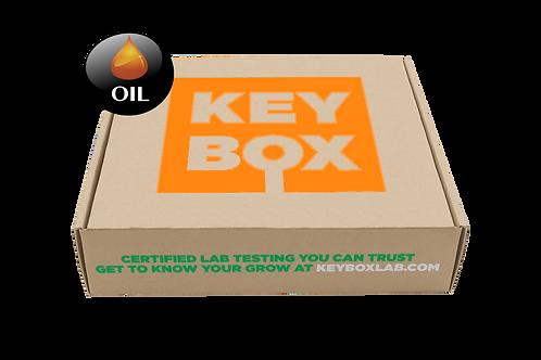 KEY BOX OIL TEST