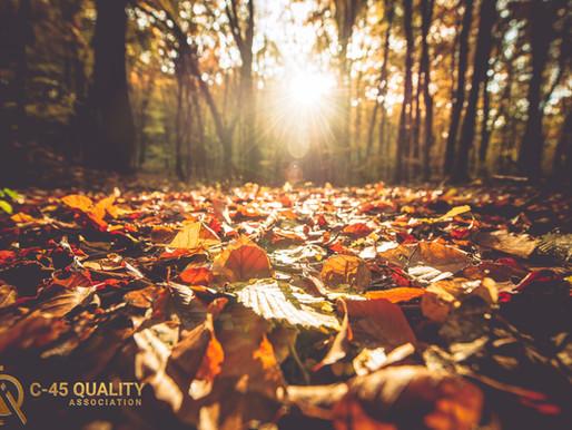 C-45 Quality Association - Fall Association Newsletter