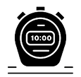 —Pngtree—timer stopwatch watch solid gly