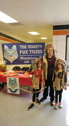 The Might Fox Tribe