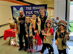 Recruiting for the Fox Tribe