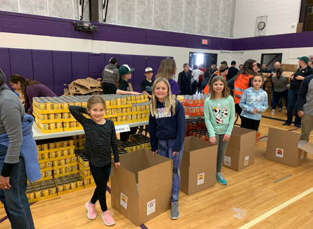 Indian Princesses Help Families in Need