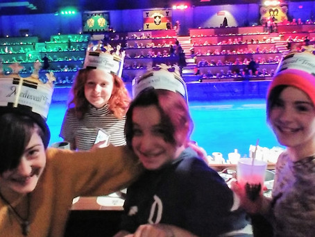 Medieval Times trip an epic success!