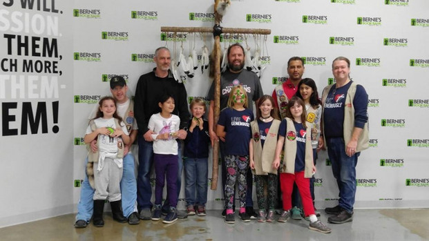 Fox Tribe Community Service