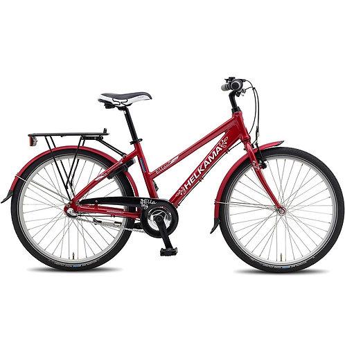 """Tyttöjen 3-vaihteinen polkupyörä Helkama Ella 24"""""""