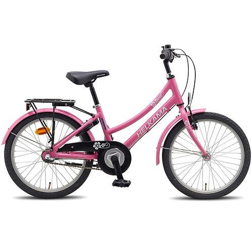 """Tyttöjen 20"""" polkupyörä Helkama Soma"""