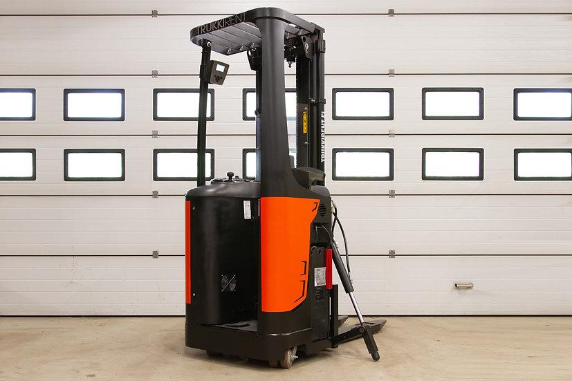 Tukipyörätrukki Rocla SST 16 AC TREV 5400 2012 takaa oikealta