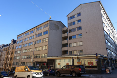 Vaasankatu 19, Helsinki