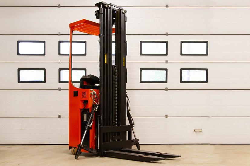 Käytetty pinoamisvaunu Rocla SST16 TREV 5900 oikealta edestä