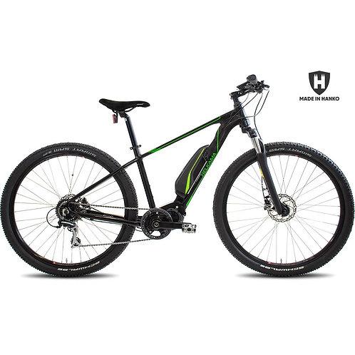 Sähkömaastopyörä Helkama XE8