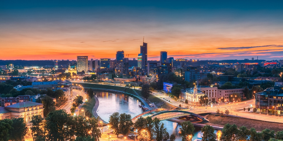 Meetup in Vilnius