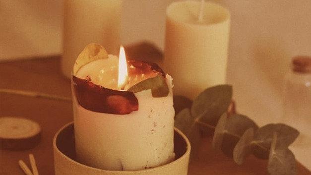 vela palmarosa Foradaterra